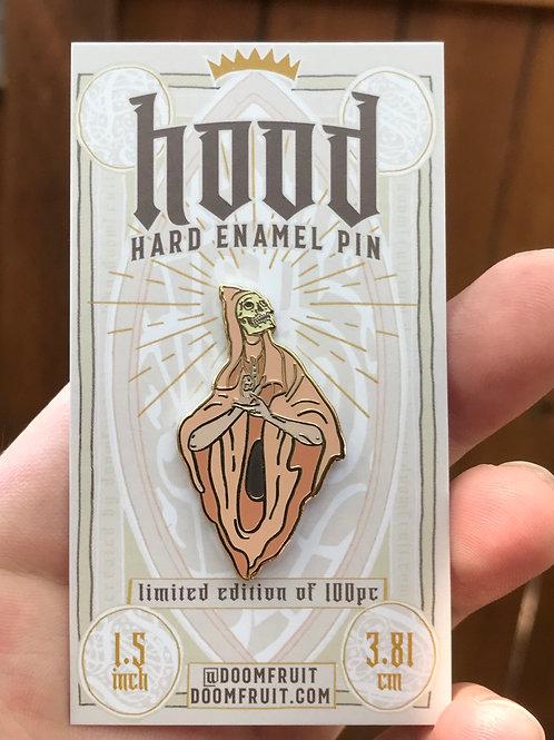 Hood Enamel Pins