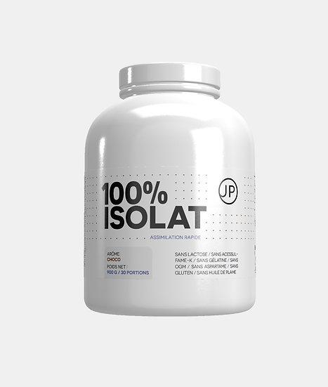 100% Isolat