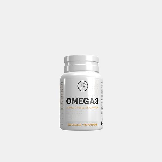 OMEGA 3 à base d'huile de saumon