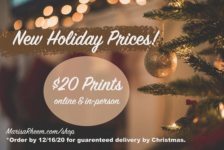 Buy Prints by Marisa Rheem for Christmas