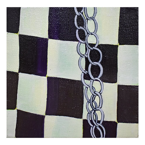 Dickies and Chains, Print