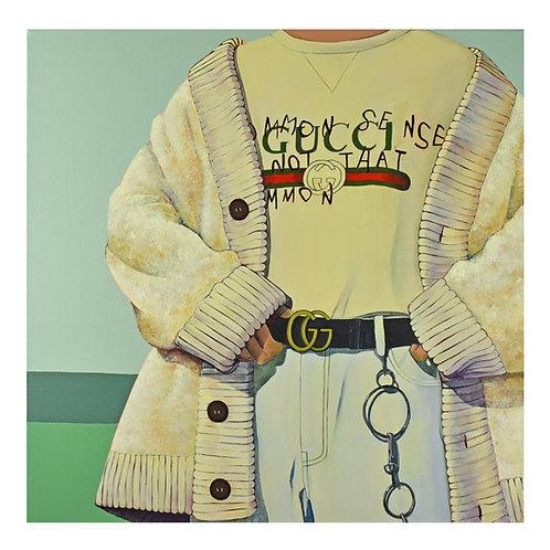 Gucci Gucci Goo, Print