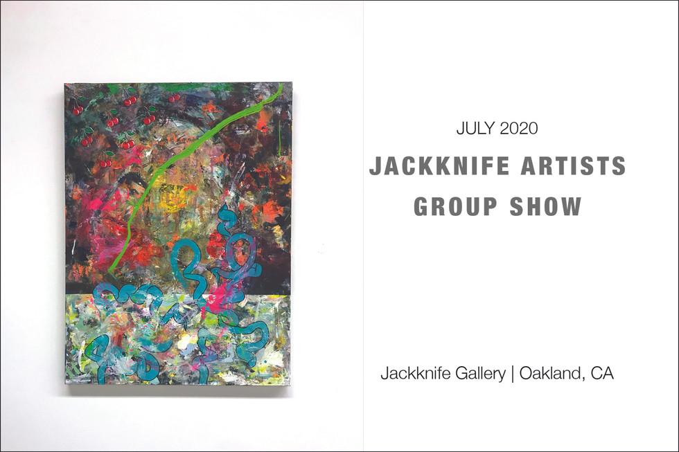 Marisa Rheem at Jackknife Studios