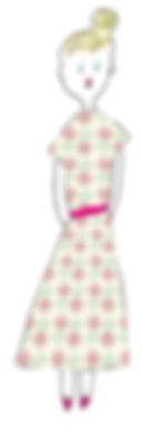 レトロなバラのワンピースのコピー.jpg