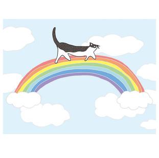 集英社「よみタイ」:「うちのネコ、しいの旅立ちを見送る」