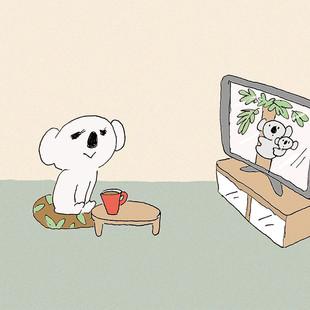 集英社「よみタイ」:「録画したテレビ番組を観る」