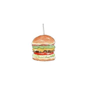 高級ハンバーガーは美味しい