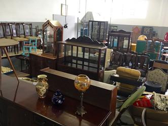 Nova Garagem abre o depósito para nova feira de antiguidades