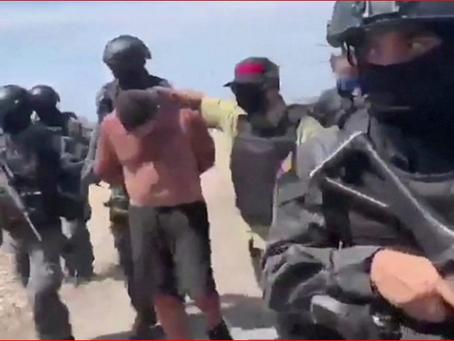 Les forces spéciales vénézuéliennes ont attaqué l'armée américaine