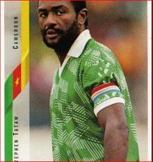 Cameroun: le capitaine Tataw de la Coupe du monde 1990 est mort