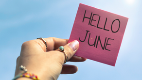Jumping Into June