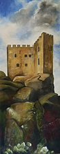 'Carn Brea Castle' Redruth Cornwall.jpg