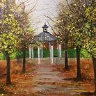 'The Bandstand' Memorial Park Basingstok