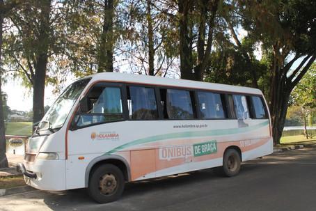 Gratuidade do transporte público em Holambra facilita deslocamento da população