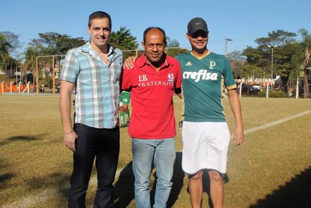 Equipes de Holambra se destacam e levantam a taça na Copinha