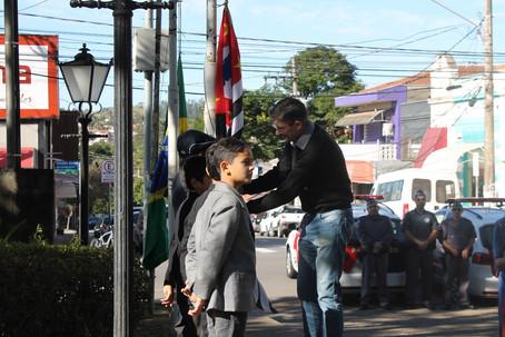 Jaguariúna comemora 85º aniversário da Revolução Constitucionalista