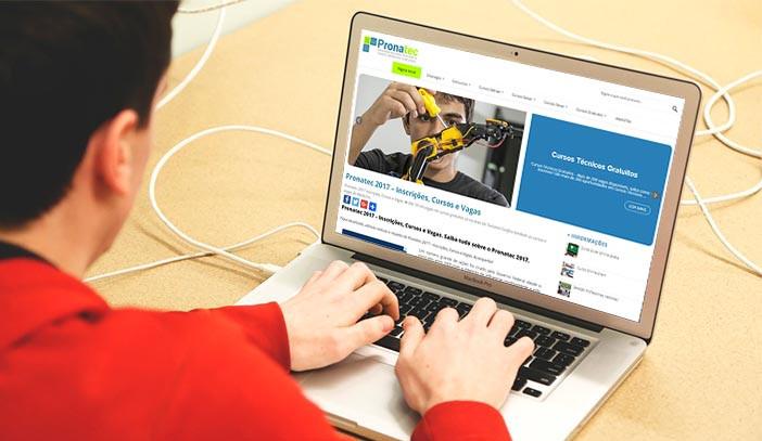 Parceria com Ministério do Turismo abre vagas para 26 cursos online do Pronatec - JC HOLAMBRA