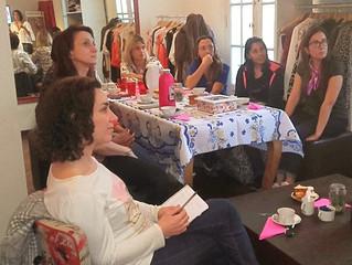 Un Sábado de Workshop y Conjuntos bien Pensados