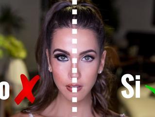 Los SI y los NO del Maquillaje
