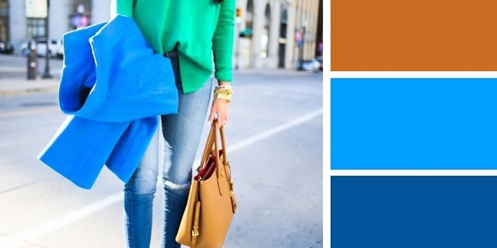 COLORIMETRIA Descubrí tu paleta de colores y cómo llevarla a  CONJUNTOS bien pensados