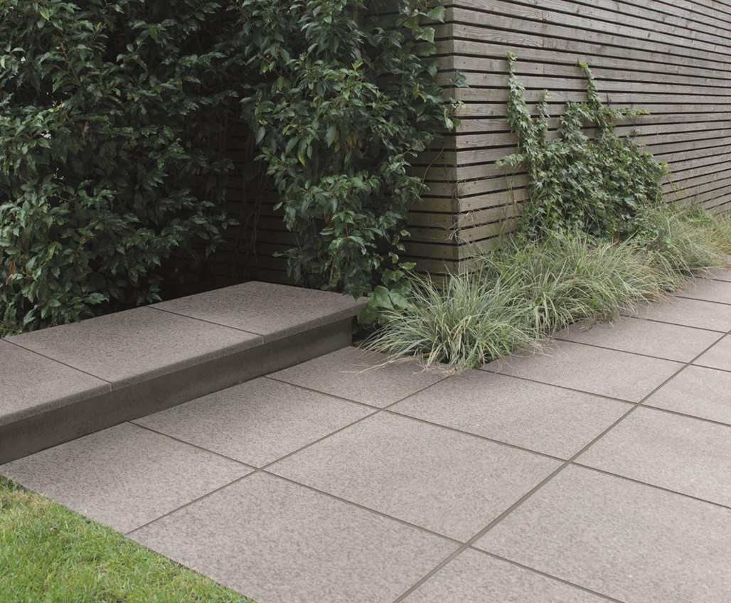 Granite Paving Silver Grey
