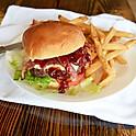 Flamez Bacon Burger