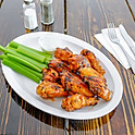 Char-Grilled Wings