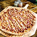 Bar.Be.Que Chicken Pizza