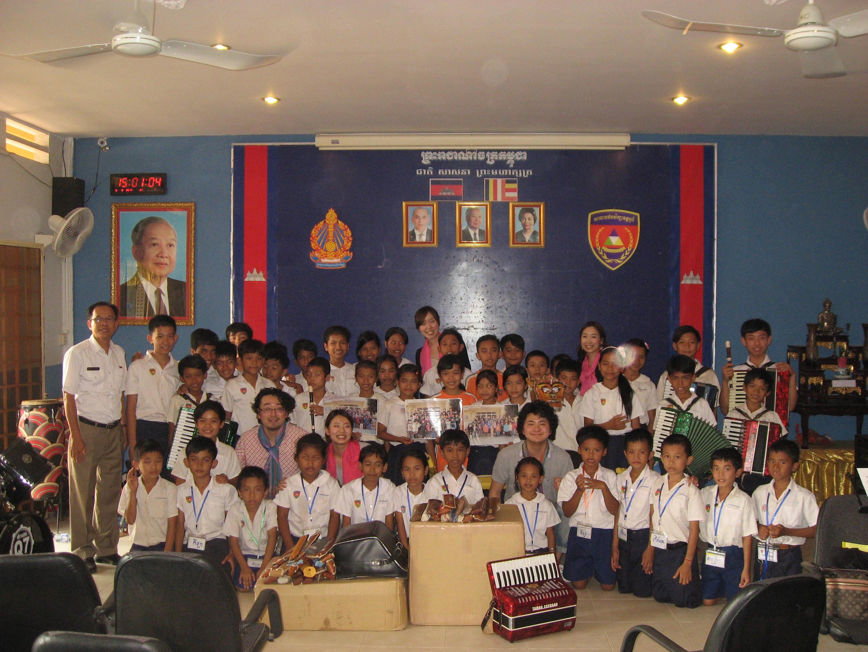 Wat-Bo小学校