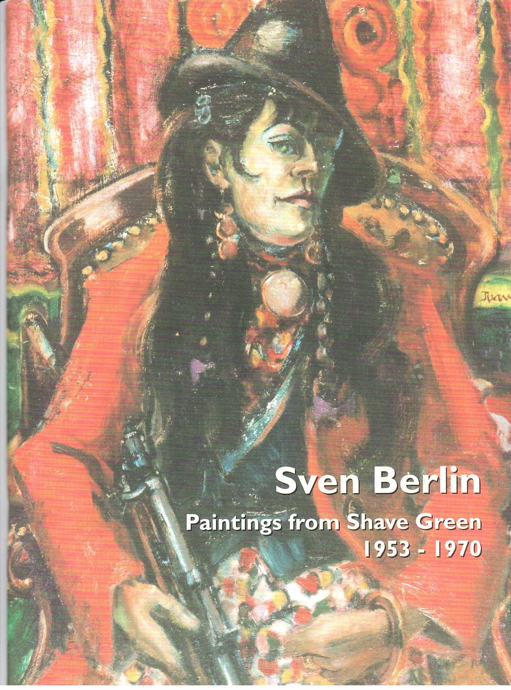 Juanita as Sven Berlin's 'Girl with a Gun'.