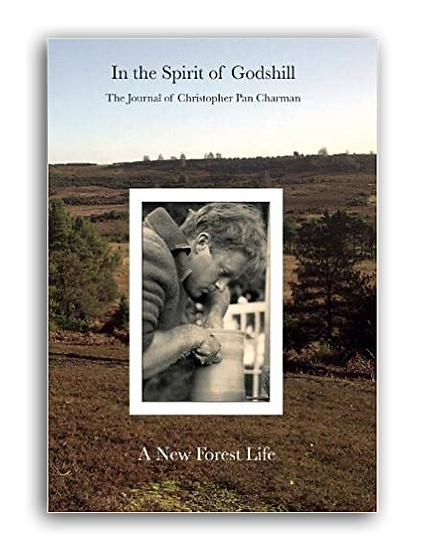 In the Spirit of Godshill |  Christopher Pan Charman Memoir of Godshill Pottery