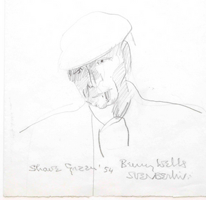 Sven on drawing