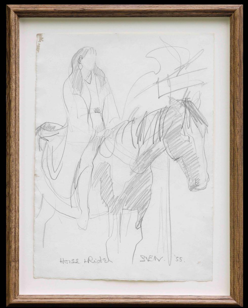 Sven Berlin   Horse & Rider