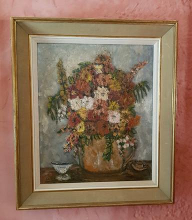 Mary Jewels | Still Life | Flowers