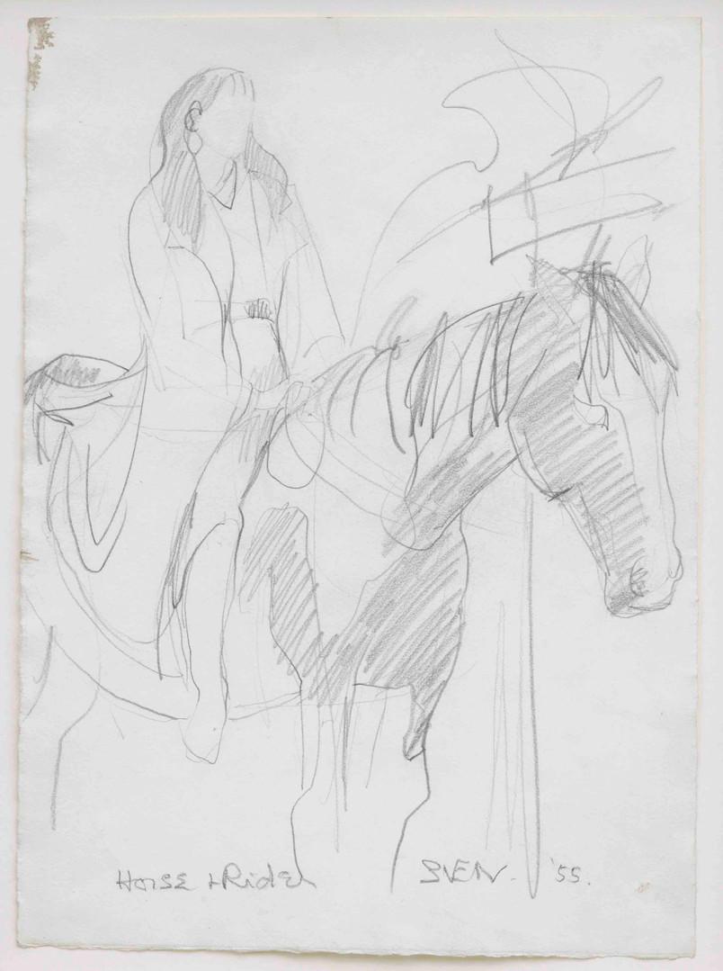 Sven Berlin - Horse & Rider