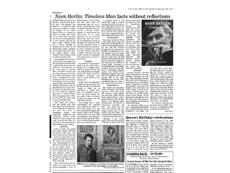 Timeless Man review
