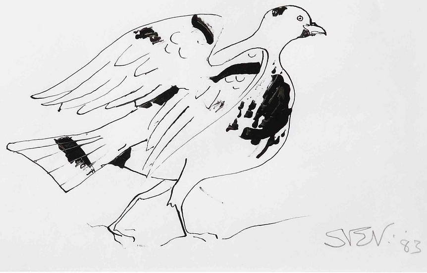 Sven Berlin - Dove