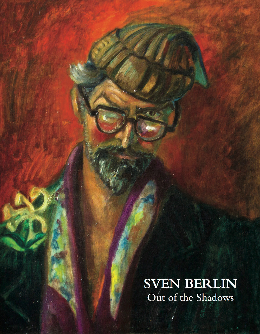 Book cover of Sven Berlin Out of the Shadows