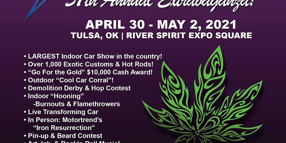 57th Annual Darryl Starbird Car Show