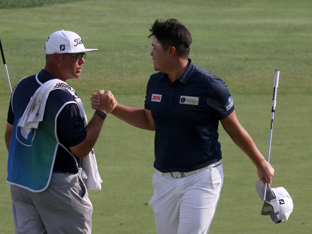 Korea's Im stays in contention at BMW Championship as Lee, Kim keep TOUR Championship hopes alive