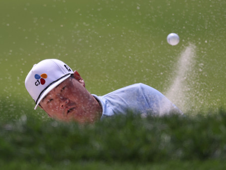DeChambeau sizzles with a 60 as Im stays in close pursuit at BMW Championship