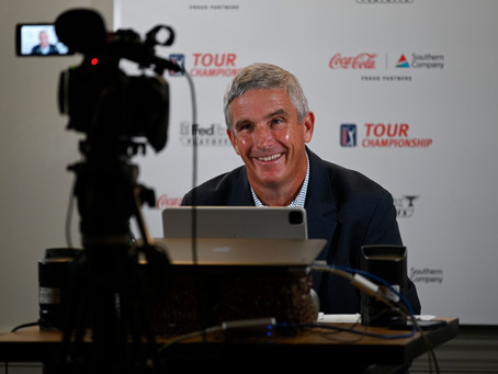 PGA TOUR eyes global growth in 2022 and beyond