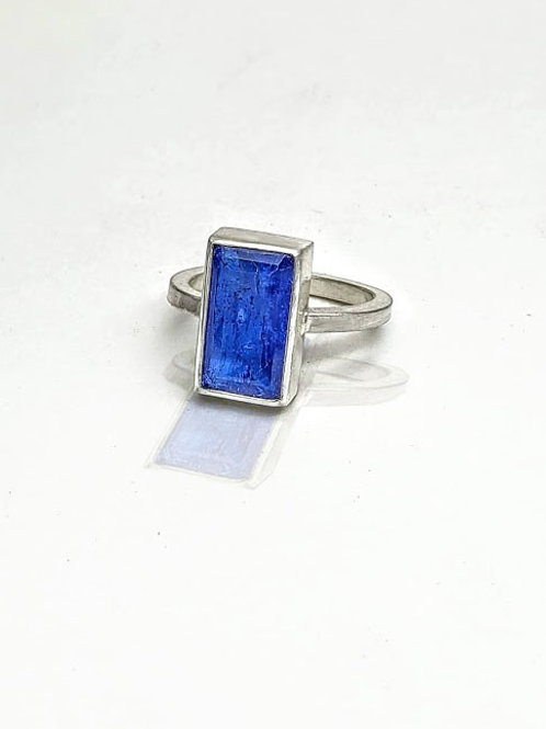 Large Tanzanite Ring