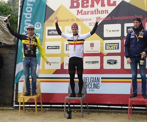 Stijn Van Boxstael champion de Belgique