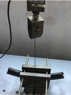test labo résistance arrachement rayon jante carbone amaruq wheel