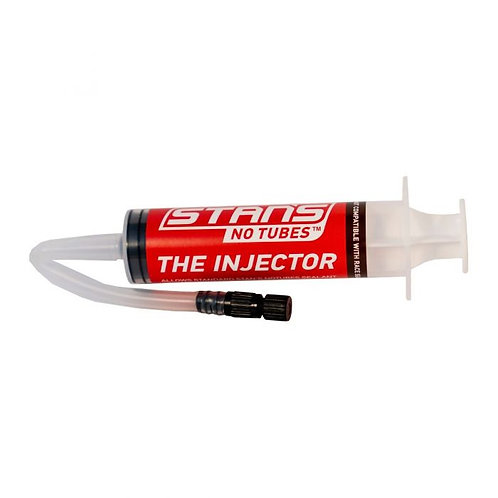Notubes injector