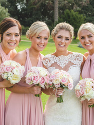 (bridesmaids makeup only)