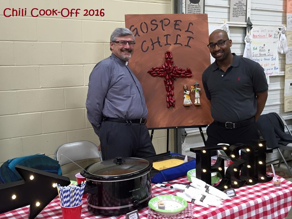 Chili Cook-Off 2016