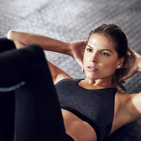 Why Crunches Just Won't Cut It.