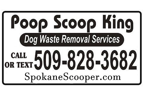 pooper scooper in Spokane WA, dog waste removal spokane wa